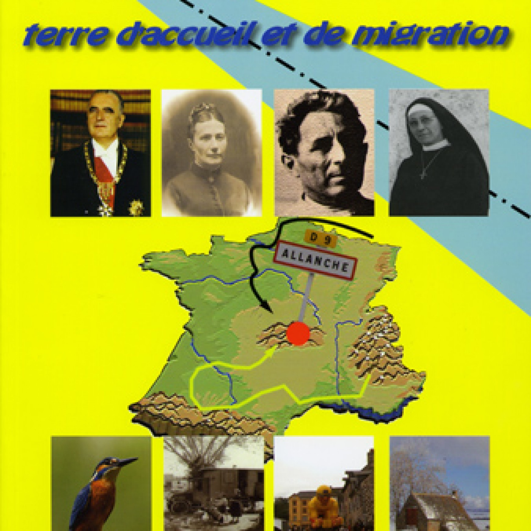 Cahier n° 5 : Terre d'accueil et de migration